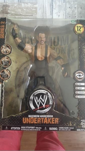 Figurine Undertaker